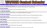 WA7BNM Contest Calendar