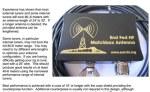 End Fed Half Wave Antenna for 6 / 40 Meter