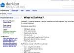 Darkice