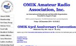 OMIK Amateur Radio Association, Inc.