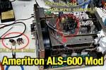 Ameritron ALS-600 QSK Mod