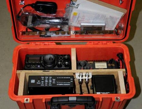 Amateur Radio Go-Box