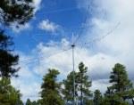 Installing HexBeam Antenna