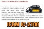 Icom IC-2100  Review