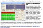 JT65A - weak-signal digital mode