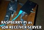 SDR Server with Raspberry Pi