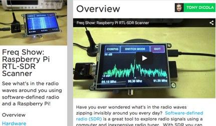 Raspberry Pi SDR Receiver