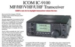 IC-9100 QST Review