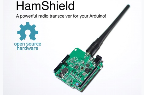 HamShield for Arduino