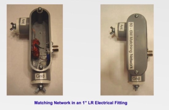 End Fed Long Wire Antenna