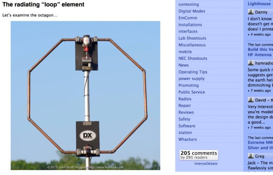 40m Small Loop Antenna