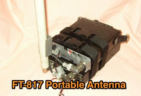 FT-817 Portable Antenna