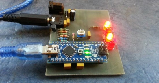 Arduino TNC