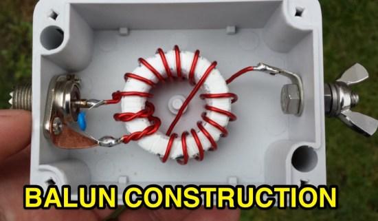 Balun Construction