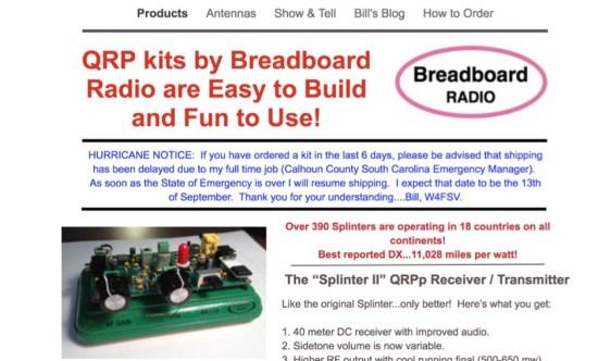 Breadboard Radio