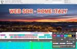 WEB SDR - ROME