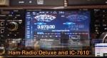 Ham Radio Deluxe and ICOM IC-7610