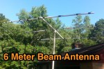 3 Element Beam for 50 MHz