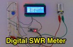 Digital SWR Meter with Arduino