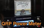 A simple QRP Power Meter Project
