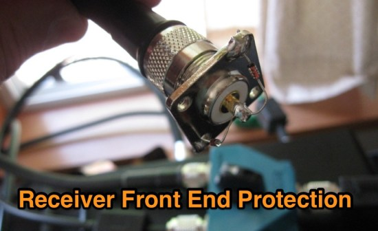 Receiver Front End Protection