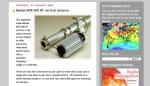 Maldol MFB-300  HF vertical antenna review