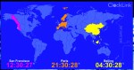 Interactive World Clock