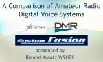 Amateur Radio Digital Voice Systems