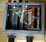 QRP Antenna Tuner project