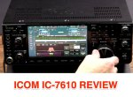 ICOM IC-7610 review by PD9Z