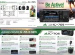 IC-705 English Brochure