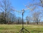 Mini Satellite-Antenna Rotator Mk1