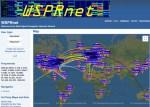 WSPR MAP by WSPRnet