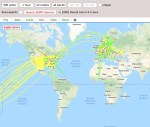WSPR Maps and Chars VK7JJ