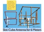 Slot-Cube Antenna for 6 Meters