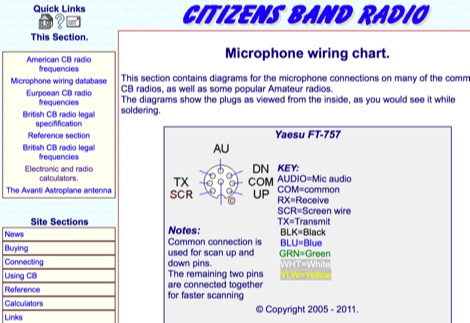 Midland Mic Wiring Diagram - Somurich.com