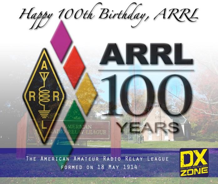 ARRL 100th Birthday