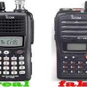 Fake Icom Radio