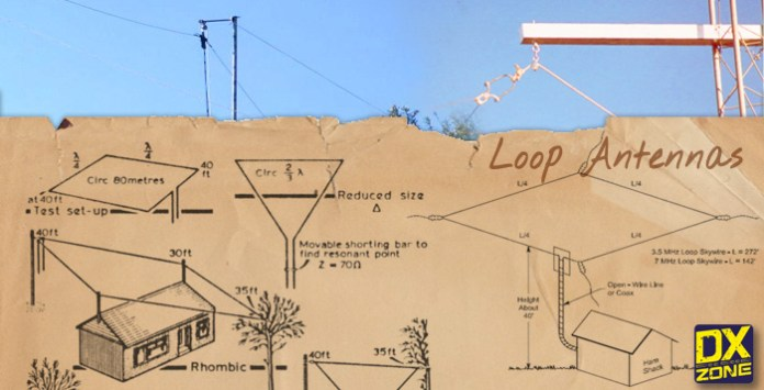7 Loop Antenna Projects