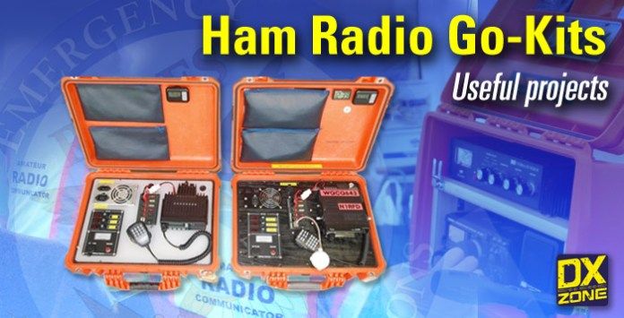 Useful Ham Radio Go-Kits projects
