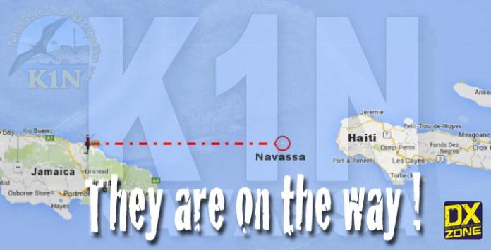 K1N Navassa Update