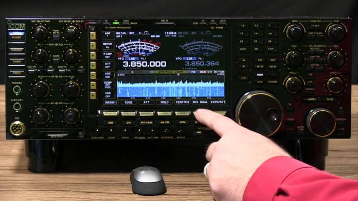 Introducing the IC-7850 50th Anniversary Edition