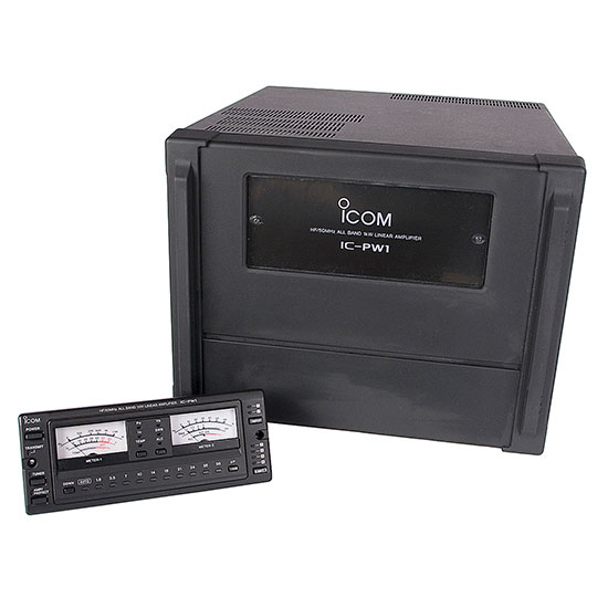 icom ic pw1 amplifiers
