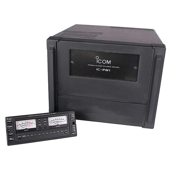 icom ic pw1 amplifiers