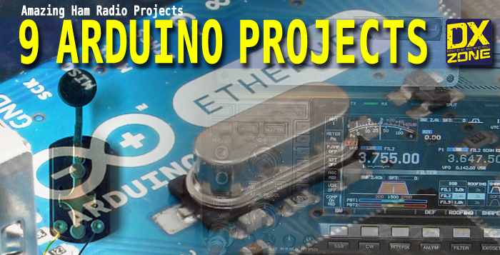 9 Amazing Arduino Ham Radio Projects