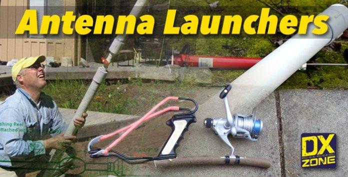 7 Genius DIY Antenna Launcher Projects