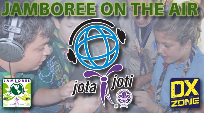 Jamboree On The Air 2015