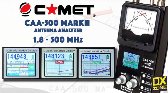 COMET CAA-500 MKII