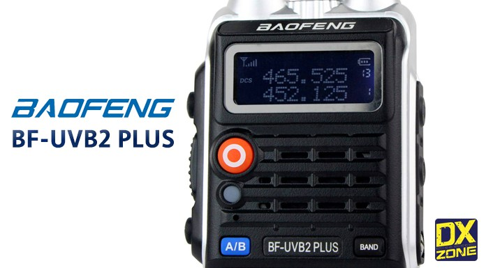 Baofeng BF UV B2 Plus