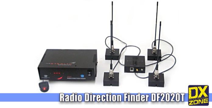 Radio Direction Finder DF2020T